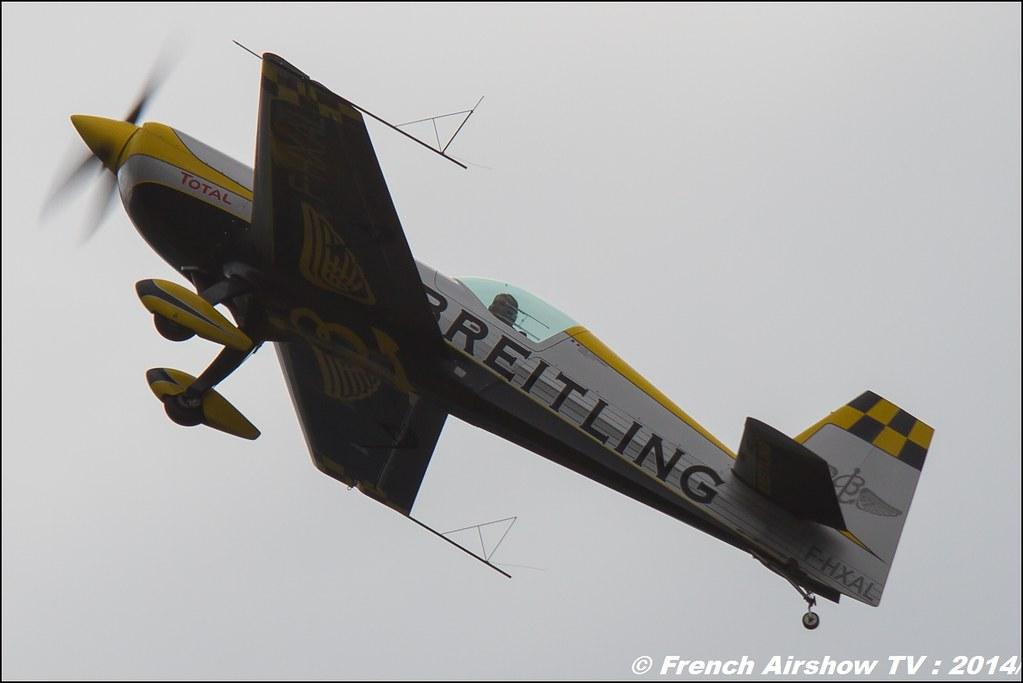 Extra 330SC Aude Lemordant , meribel airshow 2014