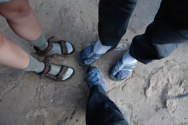 140626 Socks N Sandals
