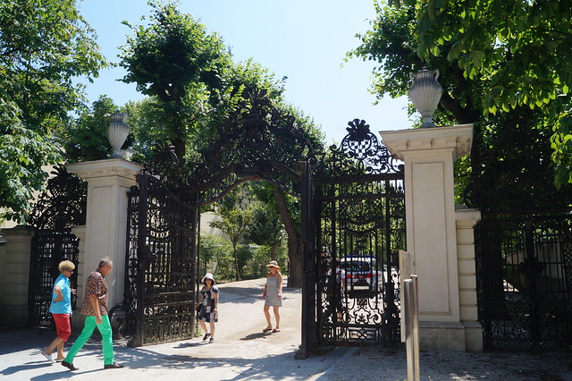 Schonbrunn Gates