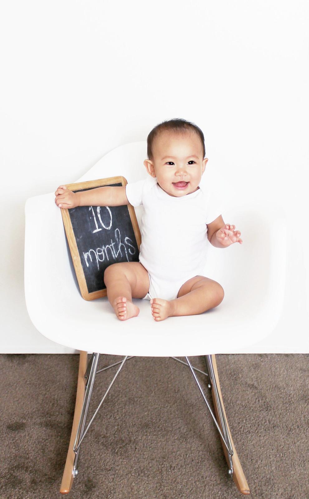 serene joy at 10 months