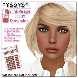Visage Applier for MySlinkObsession