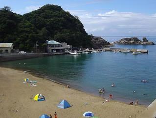 Kumomi Beach