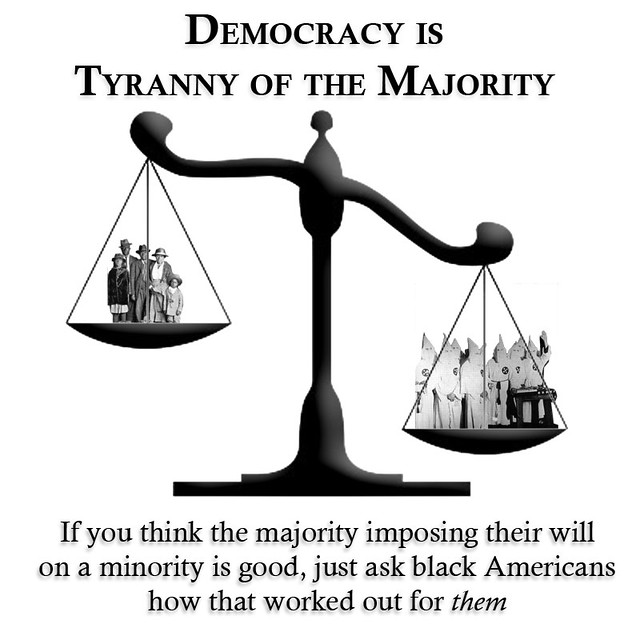 the tyranny of the majority Who cares about voting rights the tyranny of the majority lani guinier free press, $2495.