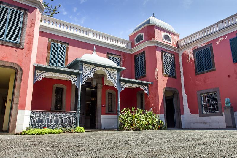 Casa Frederico De Freitas - Funchal Madeira
