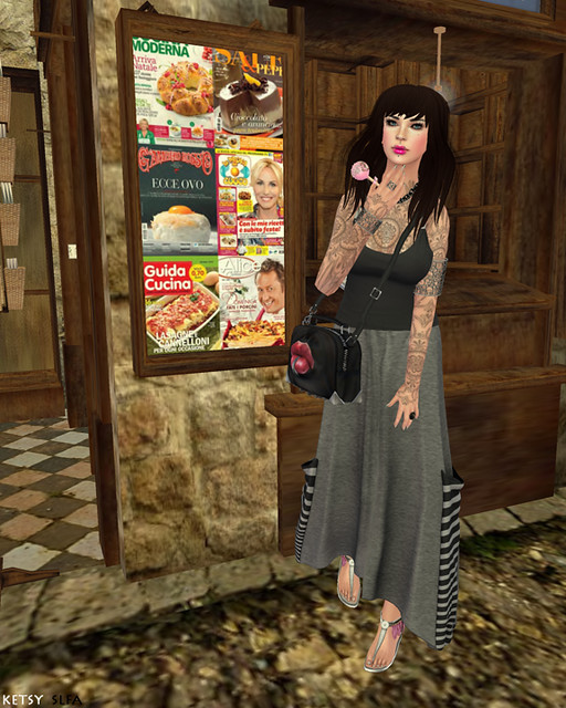 Looking For Something Else (New Post @ Second Life Fashion Addict)