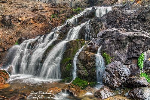 california waterfall 2014 stanislausnationalforest sonorapass waterfallswestcom leonturnbullphotography upperbluecanyonfalls