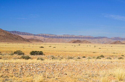 Naukluft mountains near Sesriem, Namibia