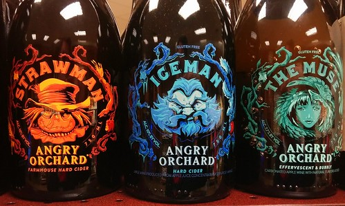 Angry Orchard Artisan Ciders