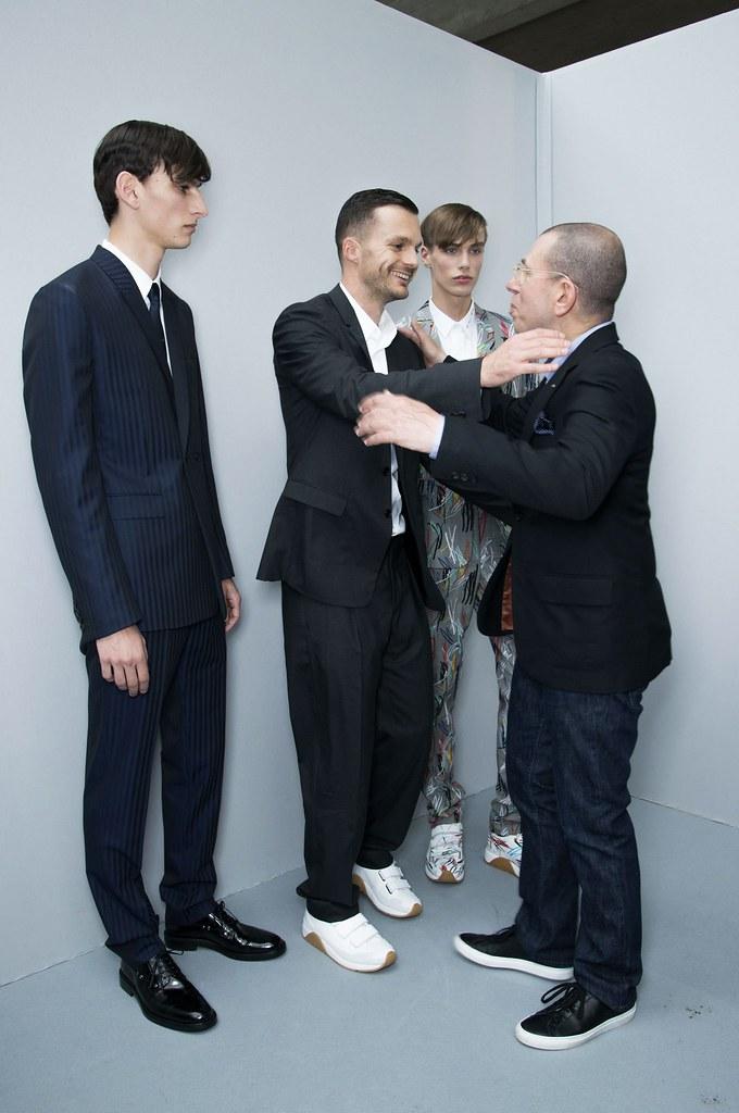Marc Schulze3096_SS15 Paris Dior Homme_Kris Van Assche, Thibaud Charon(fashionising.com)