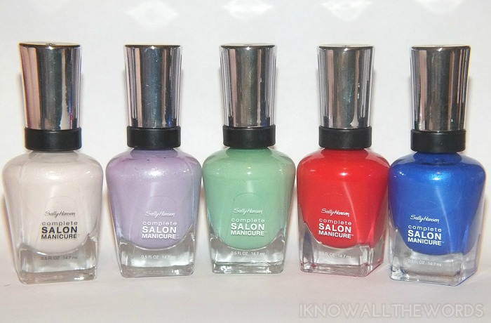 SALLY HANSEN complete salon manicure runway trends 2014 (4)