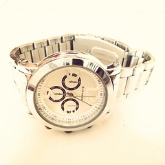 watch, metal, brand,