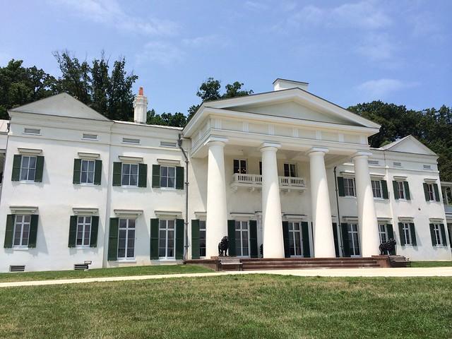 Davis mansion, Morven Park
