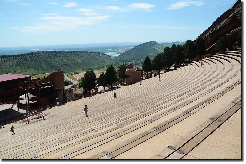 Terraces(seats)of Amphitheatre 1