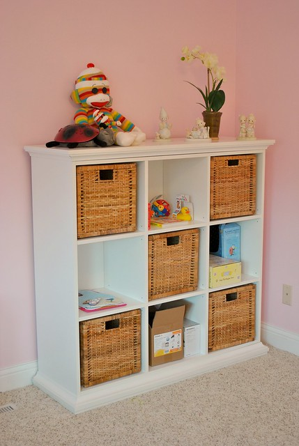 Shea's Nursery Bookcase