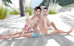 Mama, Ryleigh and I ♥
