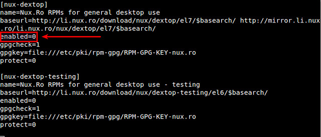 How to enable Nux Dextop repository on CentOS or RHEL - Ask
