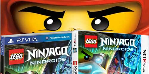 Lego Ninjago Nindroids Trophies Guide