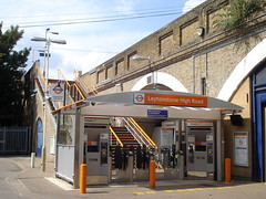 Picture of Leytonstone High Road Station