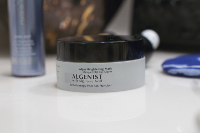 algenist algae skin brightening mask review