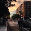Pretty light over the bike lane #bikedc #igdc