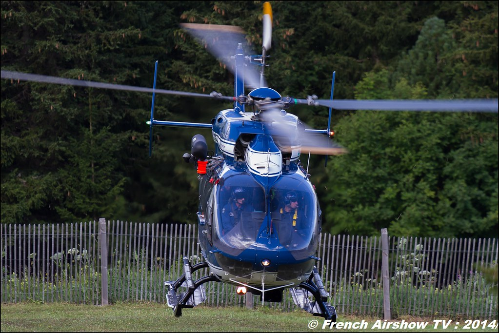 EC-145 Gendarmerie