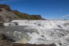 Gullfoss en Geysir - 1 augustus 2014
