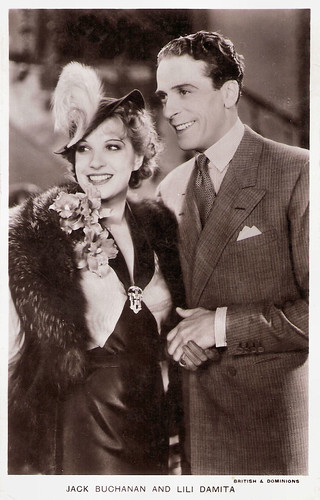 Jack Buchanan and Lily Damita in Brewster's Millions
