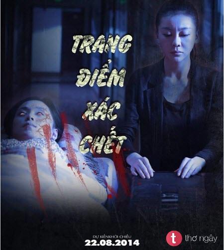 Phim Trang Điểm Xác Chết - Exequy Dresser