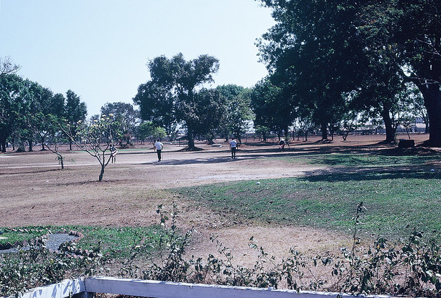 SAIGON 1968 - Tan Son Nhut Golf Club