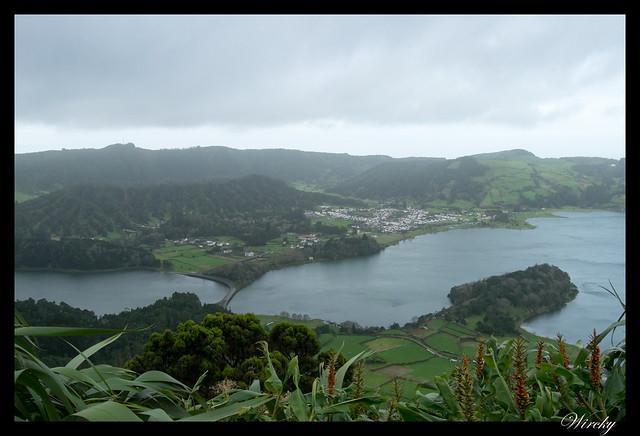 Lago de las Siete Ciudades