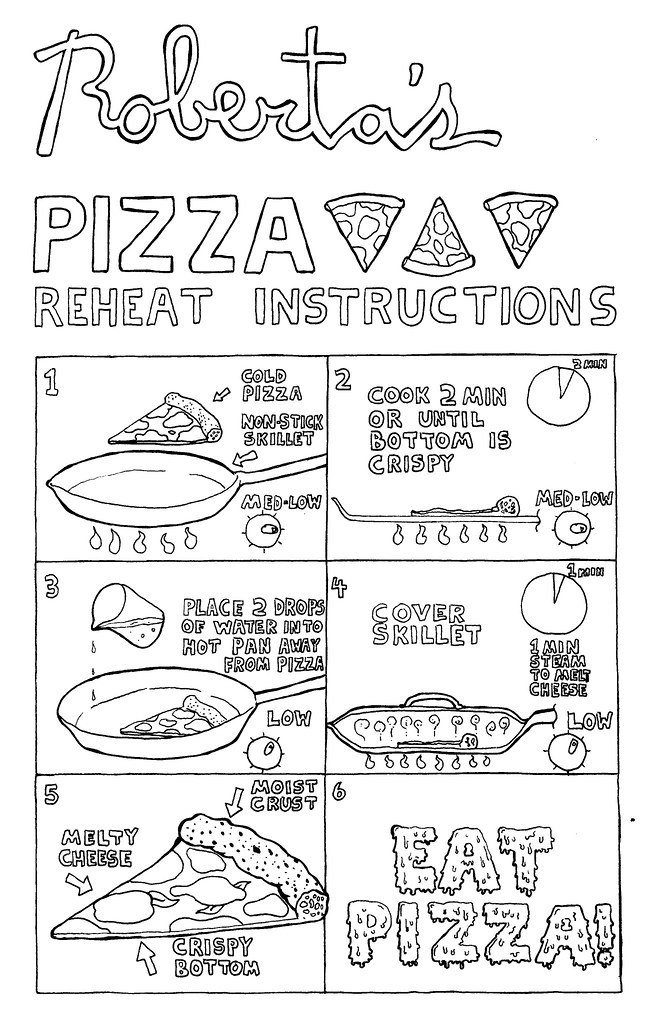 Pizza Reheat