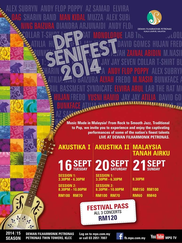 DFP Seni Festival 2014