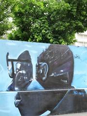 rue Germaine Tailleferre, Paris 19ème
