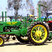 Unstyled John Deere 'B' owned by Oscar Watte of Los Alamitos