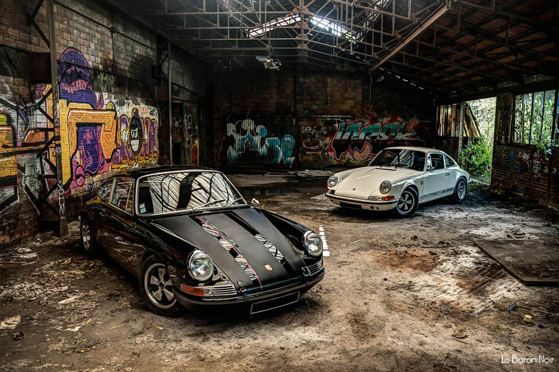 porsche 911 backdating In the pantheon of sports cardom, there is perhaps no single model more iconic than porsche's legendary 911 best of both worlds: backdated porsche 911s.