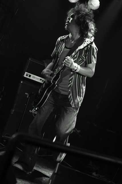 THE NICE live at Outbreak, Tokyo, 27 Aug 2014. 210