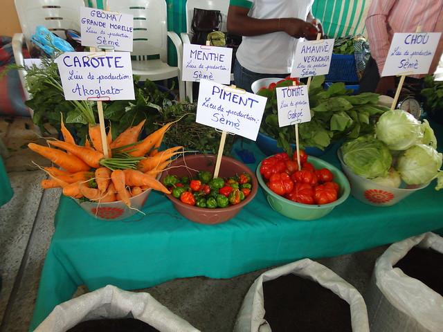 Les produits biologiques de AMAB Benin