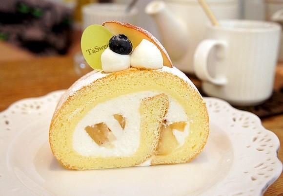 台北下午茶緹絲蛋糕店19
