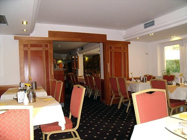 Speisesaal Hotel Lafonte