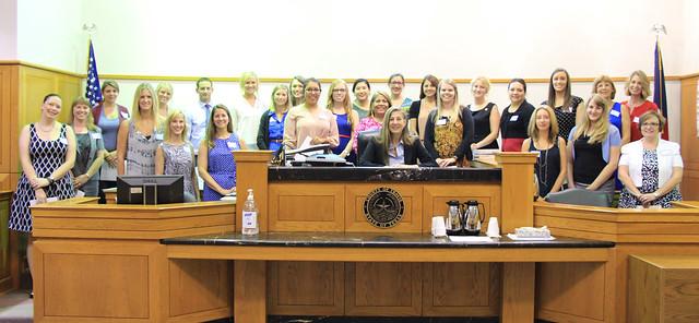 26 CASA volunteers sworn-in