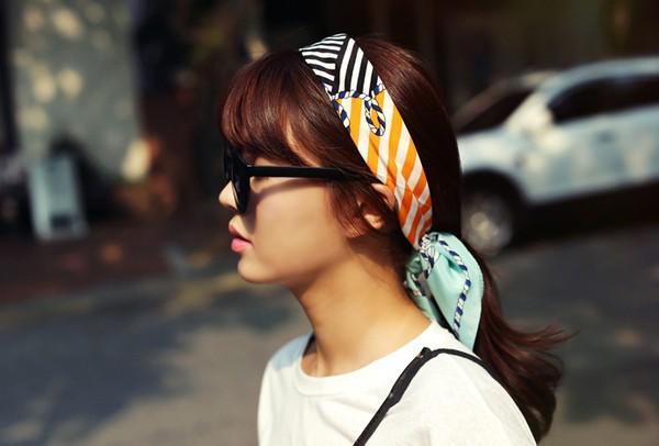 Cách quàng khăn ĐẸP như Hàn Quốc cho Nam/Nữ mà đơn giản 15