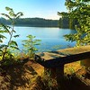 Lake View. #summerwalkingtour #nhlakes #summer.