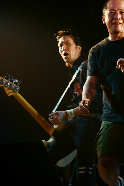 The Wells live at Rock Joint GB, Tokyo, 17 Aug 2014. 146
