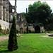 21 - Longpont Depuis l'église Vue sur les ruines de l'abbaye ©melina1965