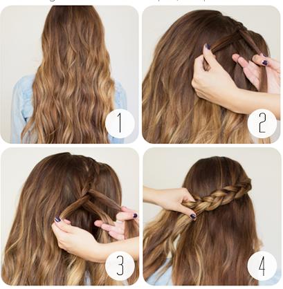 Hướng dẫn các cách tết tóc ĐẸP mà đơn giản 36