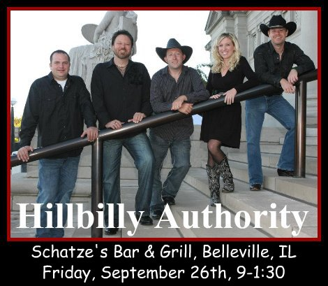 Hillbilly Authority 9-26-14