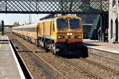 Irish Rail 204