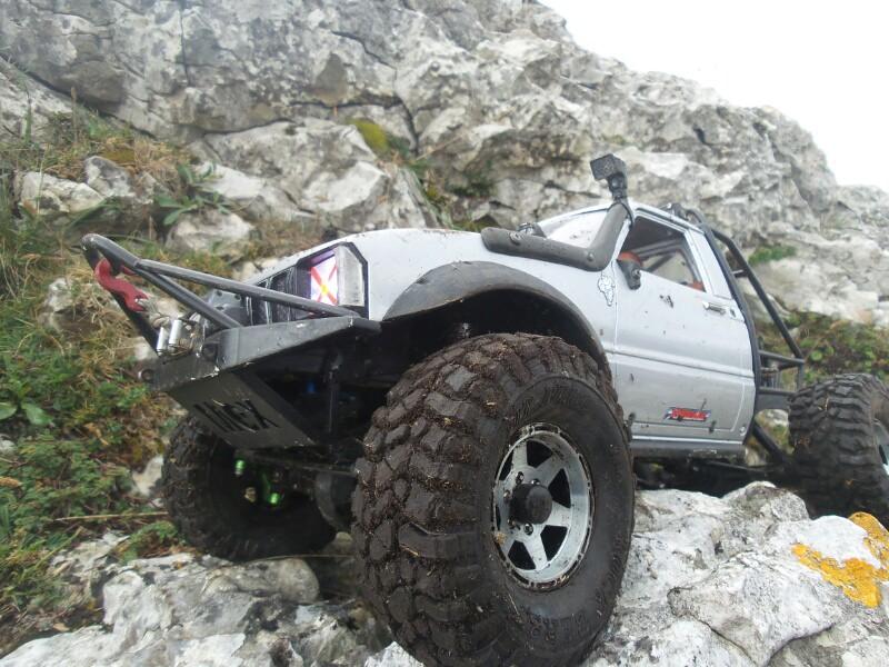 Toyota Hilux Truggy Maxi-PRO 14942617485_3e65480f44_b