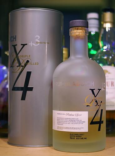 Bruichladdich X4+3