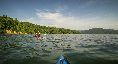 LCU at Lake Jocassee-001